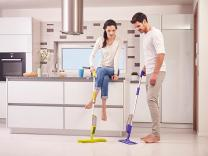 Совети за професионално чистење на секоја подна површина