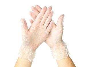 Заштитни ракавици од винил