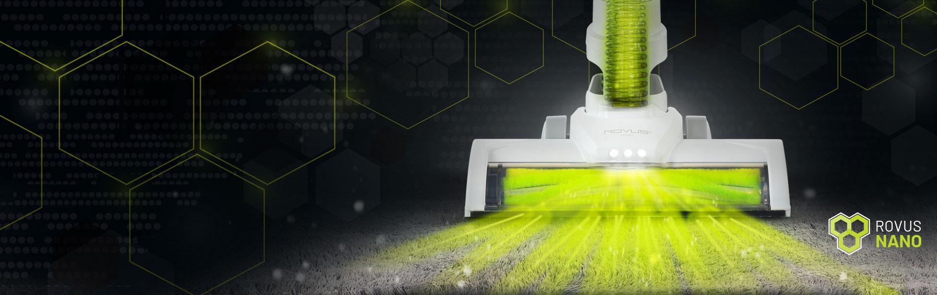 Rovus Nano Multiuse Вертикална правосмукалка