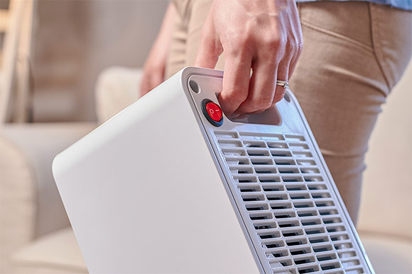 Rovus Ceramic Heater